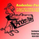 3. Andenbar Party